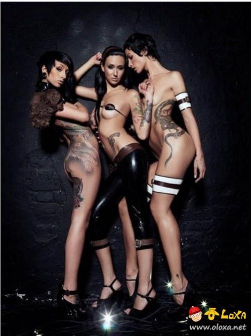as mais lindas e sexy garotas tatuadas (7)