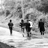 Camping de Léon(Landes) la police recherche le commando aprés la fusillade qui a fait un mort parmi les forces de l'ordre