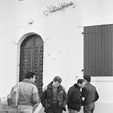 Les membres du GIGN devant la maison du Boucau