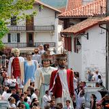 Les géants de Navarre