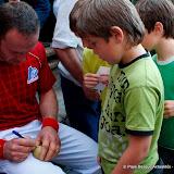 Un autographe pour le souvenir