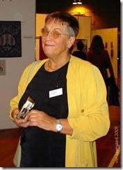 Inge Reinholdt Rasmussen i Roskilde DPF 2003