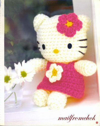 Free Crochet Pattern Heart Shaped Baby Doll : iKnitts: Patrones para Tejer Amigurmis a Crochet