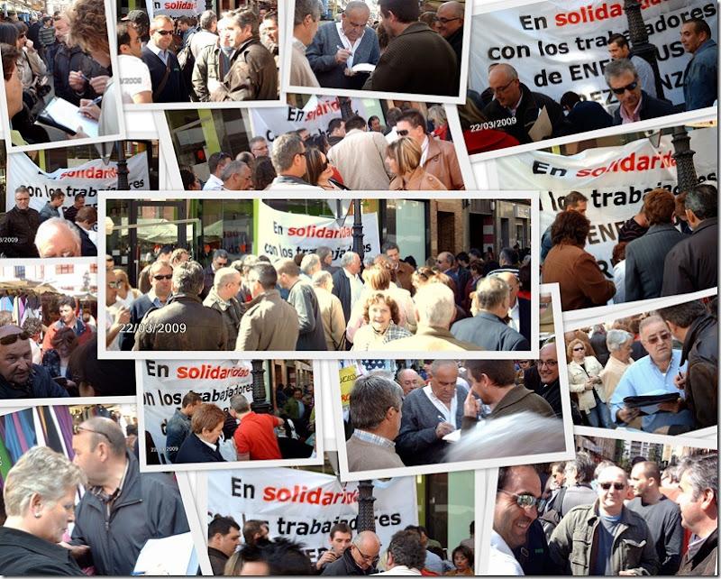 Mesa solidaria collage3