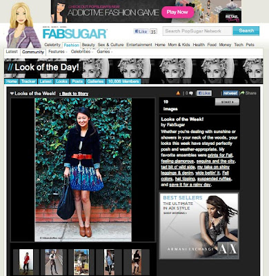 frills and ruffles feature on FabSugar.com