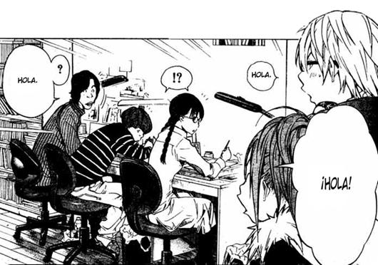 bakuman manga ile ilgili görsel sonucu