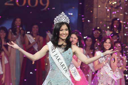 karenina miss indonesia 2009