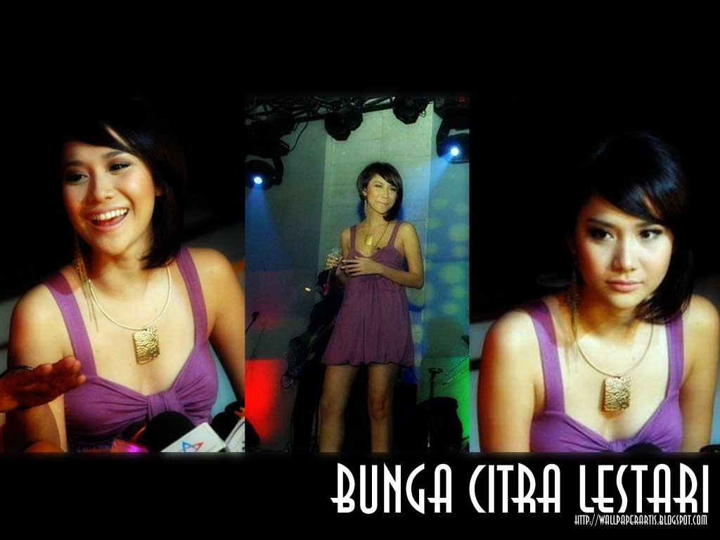 Bunga Citra Lestari - Wallpaper Actress
