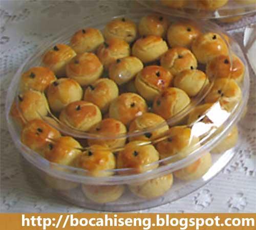 resep kue nastar selai nanas