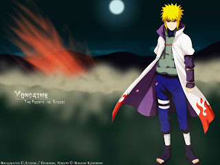 yondaime hokage 4 wallpapers