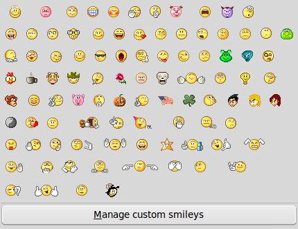 yahoo messenger emoticons - photo #24