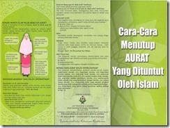 cara menutup aurat yg dituntut dalam islam-783848