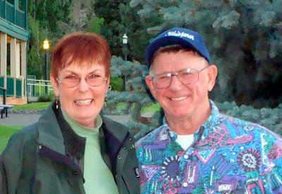 Gene and Betty Moe