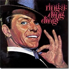 FRANK SINATRA - Ring a Ding Ding