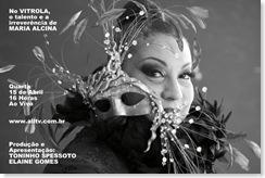 MARIA ALCINA - Vitrola (allTV) - 15-4-2009