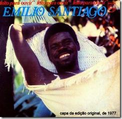 EMÍLIO SANTIAGO - Feito Para Ouvir Original 2