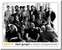 DANI GURGEL e NOVOS COMPOSITORES