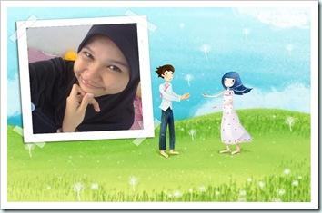 my love,