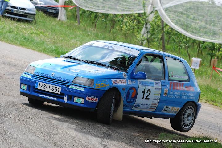 Max BENAZECH / Mathieu FAVREAU - Clio 16S FA7 Rallye%20du%20Chasselas%202010%20375