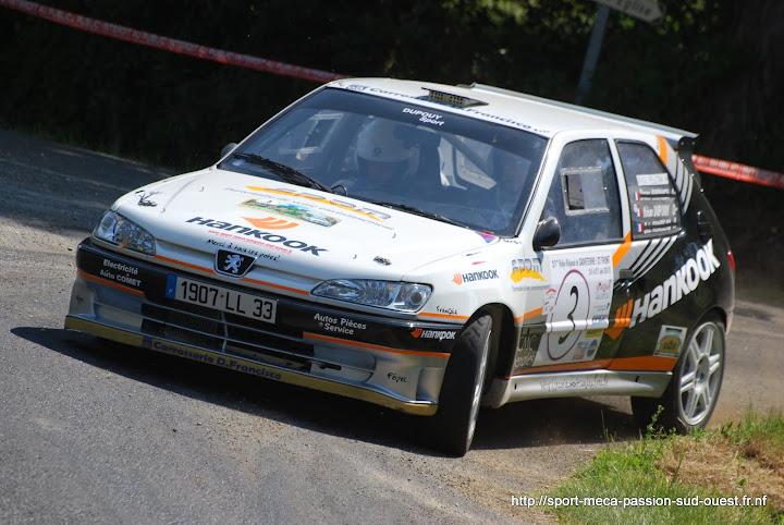 Yohan DUPOUY / Bruno CAMPANER  - 306 S16 F2/14 Rallye%20de%20Sauveterre%20La%20L%C3%A9mance%202010%20500