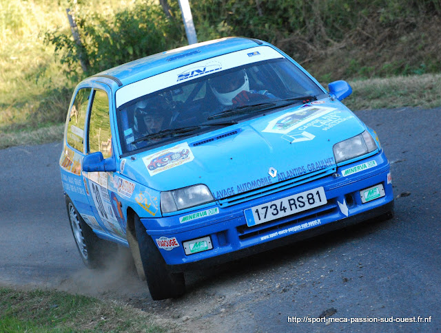 Max BENAZECH / Mathieu FAVREAU - Clio 16S FA7 Rallye%20de%20Bagnols%20les%20Bains%202010%20289