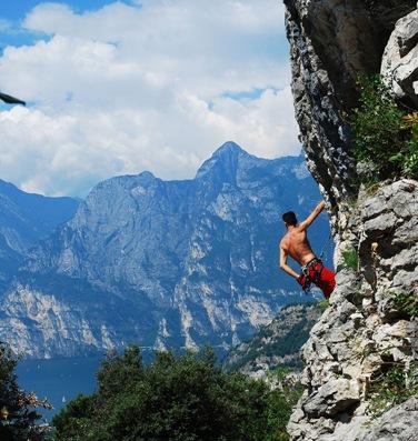Viaje de escalada en Italia11