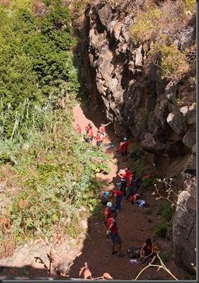 Escalada en isla de La Palma 08