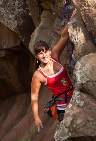 Escalada en isla de La Palma 13