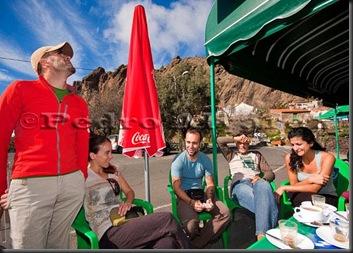 Escalar en Ayacata, candelilla, rock climb, canarias02
