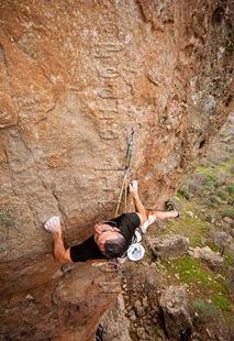 Escalar en Ayacata, candelilla, rock climb, canarias18
