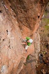 Escalar en Ayacata, candelilla, rock climb, canarias04
