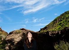 Escalada en sorrueda, escalada en Canarias, climb in Canarias, escalar en Gran Canaria06