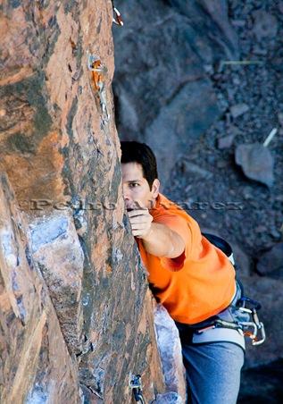 Escalar en Canarias, climb in canarias, fataga 33