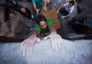Encuentro de bloque de Mogan, boulder Mogan, Gran Canaria Boulder 015
