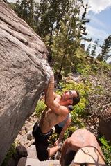 Encuentro de bloque de Mogan, boulder Mogan, Gran Canaria Boulder 029