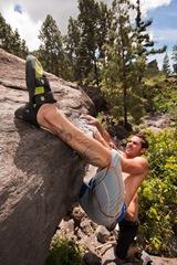 Encuentro de bloque de Mogan, boulder Mogan, Gran Canaria Boulder 031