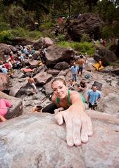 Encuentro de bloque de Mogan, boulder Mogan, Gran Canaria Boulder 058