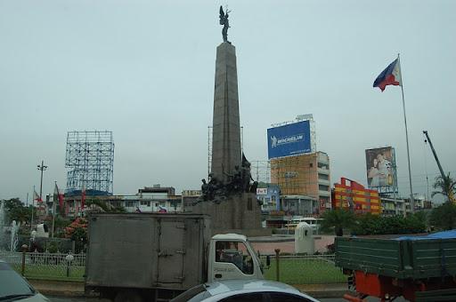 Banifacio Monument Circle