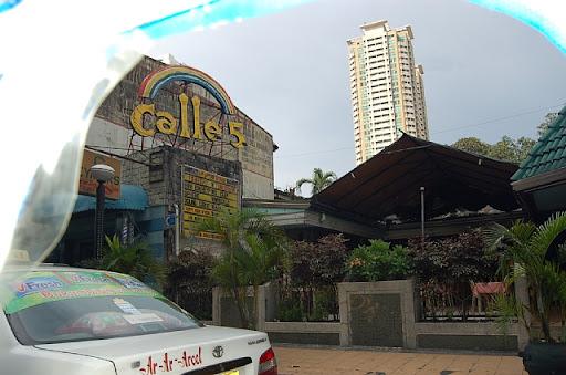 ご存知、Calle5