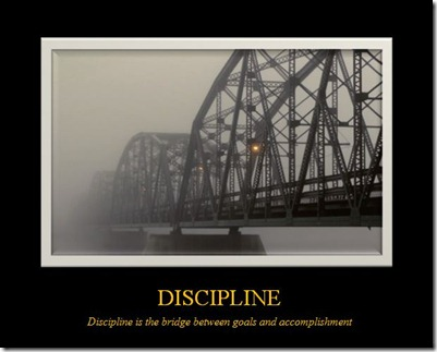 Discipline bridge2
