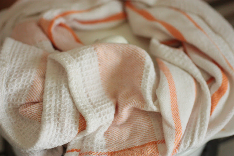 Обвязываем полотенцем