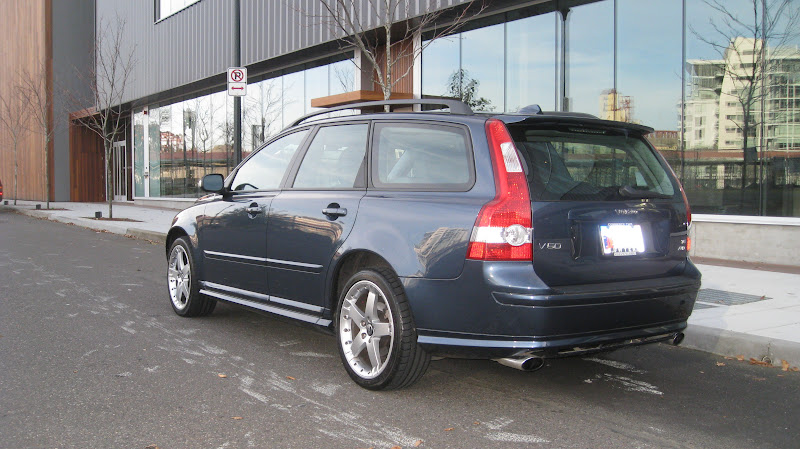 Fs: 2007 V50 T5 Awd 6-Spd Manual, Loaded, 26K Miles, $24,500 - Group Buys And For Sale Feed ...