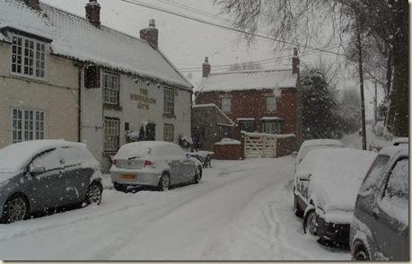 snowy uk