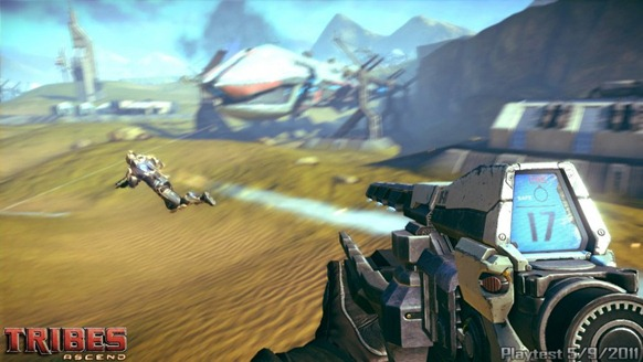 Tribes: Ascend screenshots - first screenshots of 2011