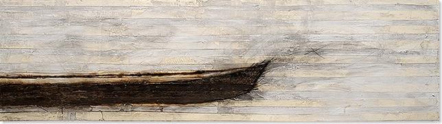 burnt boat