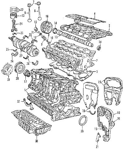 Car Volvo S80 Engine Diagram