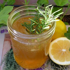 Lemon-Rosemary Tea