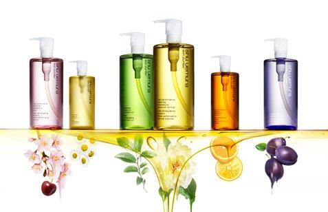 ผลการค้นหารูปภาพสำหรับ Shu Uemura Cleansing Beauty Oil Premium A/I