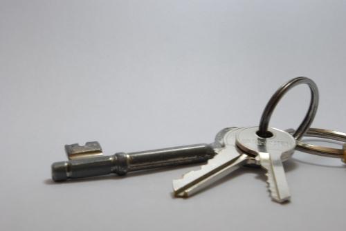Three keys.