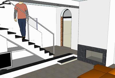 Forum ingresso problemi con porta e scala risolto - Altezza porta ingresso ...